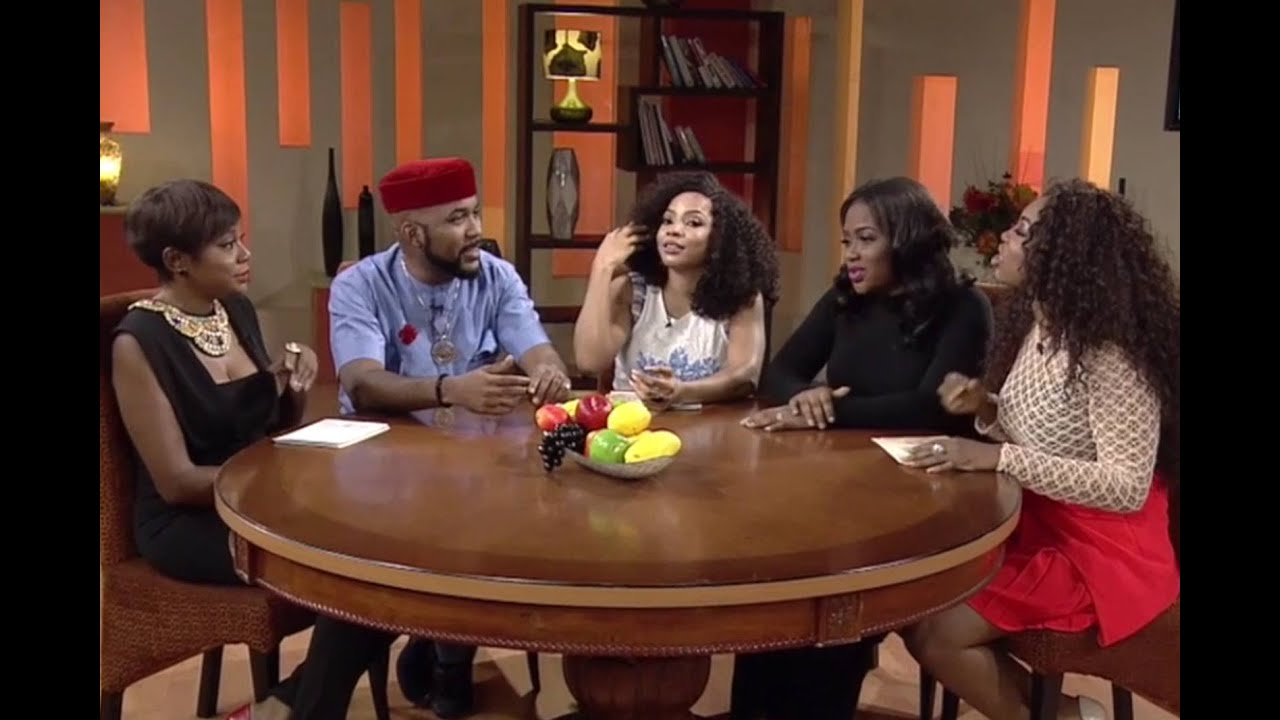 Must Watch Banky W & Lami Philips discuss 'The Father Figure' - Moments Nigeria
