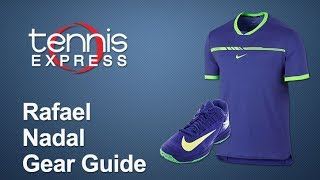 Rafael Nadal 2017 Paris Gear Guide | Tennis Express