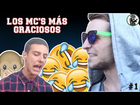 Los Mc's Más Graciosos #1   Resh & Rayban