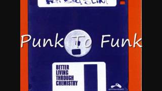 Fatboy Slim- Punk To Funk