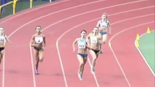 Легкая атлетика. Зимний ЧУ-2016. 400 м женщины. Предварительные забеги ОБЗОР. 25/02/2016