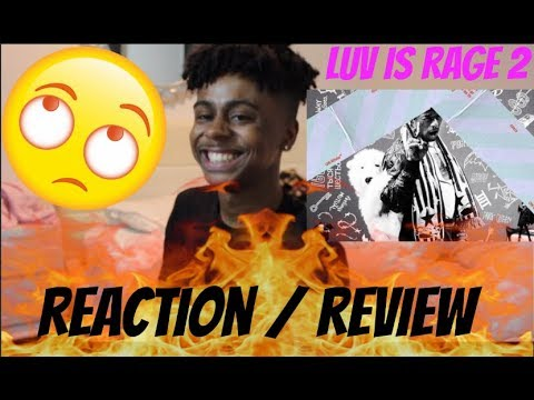 Lil Uzi Vert - Luv Is Rage 2 REVIEW/REACTION