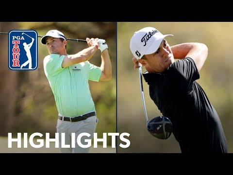 Highlights | Justin Thomas vs. Kevin Kisner | WGC-Dell Match Play | 2021