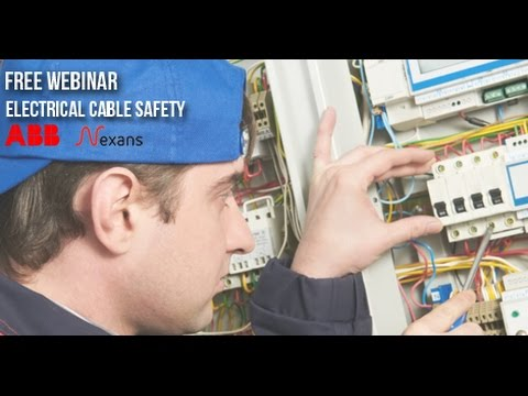 Webinar: Electrical Cable Safety with Correct MCB and Cable Selection