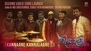 Video Neerali Song | Kannane Kannalane | Mohanlal | Stephen Devassy | M.G. Sreekumar | Manorama Music download MP3, 3GP, MP4, WEBM, AVI, FLV Agustus 2018