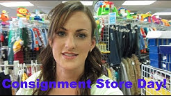 Consignment Store Day {Daily Vlog}