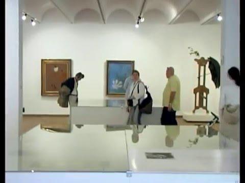 35.- The Fundació Joan Miró
