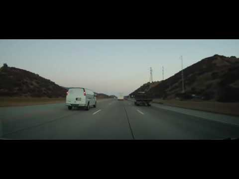 Driving around San Diego County, California
