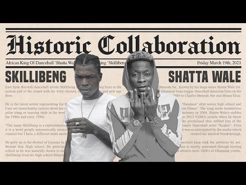 Shatta Wale, Skillibeng & Gold Up – Blow Up