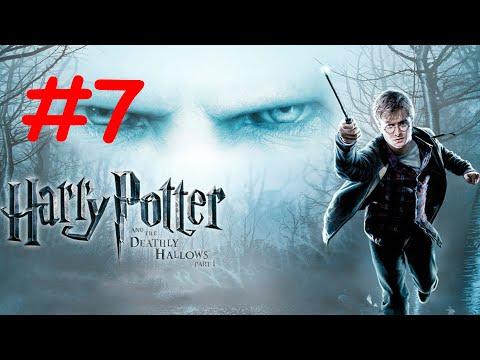Гарри Поттер и Дары Смерти Часть 1. Полное прохождение игры со всеми секретами ПК. Часть [7/9] HD