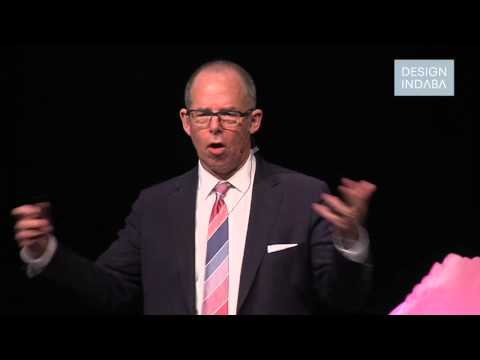 Michael Bierut on how to think like a designer (Trailer)