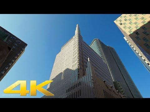 Walking around Hibiya, Tokyo - Long Take【東京・日比谷】 4K