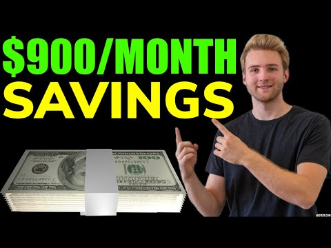 Bank An EXTRA $10,800 PER YEAR (Financial Hack)