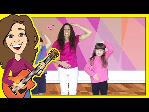 Play With Me, Sing Along! Children's Movement Song | Simon Says Song | Patty Shukla