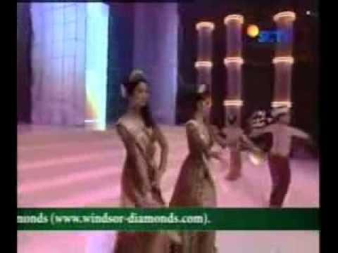 Riyo Mori - Miss Universe 2007 in Indonesia ( Official Riyo Mori Lovers ) HD
