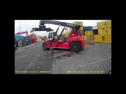 Royal Portbury Dock Container Terminal for Truck Drivers