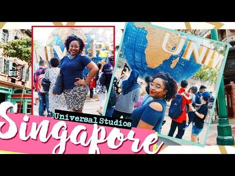 Universal Studios Singapore Travel Diary   Valencia B.