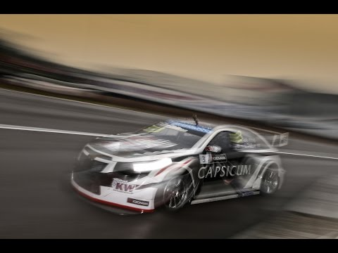 Tom Chilton - WTCC Beijing 2014 Win With ROAL Motorsport And Chevrolet Cruze TC1