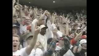1995 Cowboy Basketball vs. Kansas Highlights