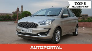 Ford Aspire - Top 5 Reasons to Buy One