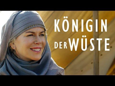 KÖNIGIN DER WÜSTE | Trailer | Deutsch German | Jetzt auf Blu-ray, DVD und als VoD
