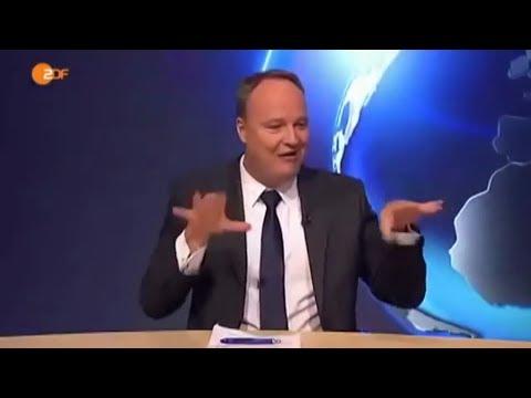 Heute Show : Markus Lanz verarscht Andrea Nahles ;-)