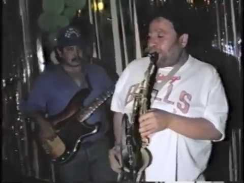 """Remembering Sax Man Daddy Ray - """"Walk Right In"""""""