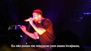 Drake -  The Resistance  Legendado (Ao Vivo)