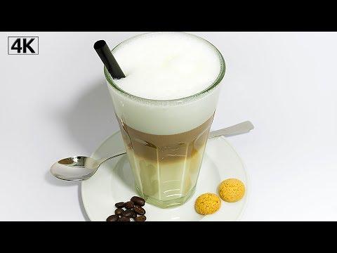 Caffè Latte Timelapse