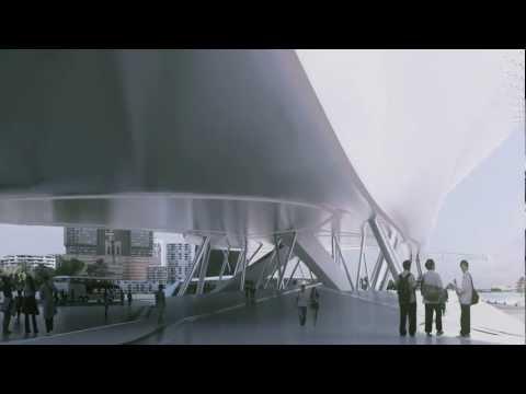 KAOHSIUNG PORT TERMINAL © Asymptote Architecture 2010