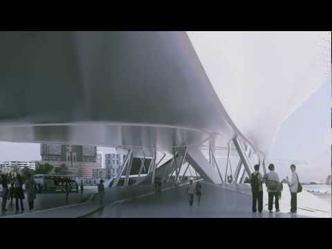 KAOHSIUNG PORT TERMINAL © Asymptote Architecture 2010