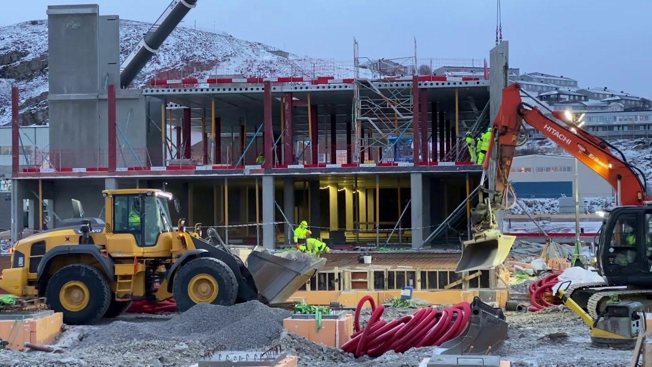 Nye Hammerfest sykehus