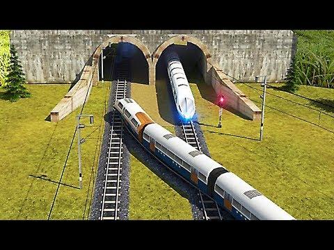 Indian Bullet Train Simulator - Level 5 (Jodhpur to Jaipur)