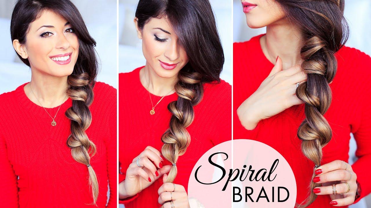 Spiral Braid (The New 3 Strand Braid)