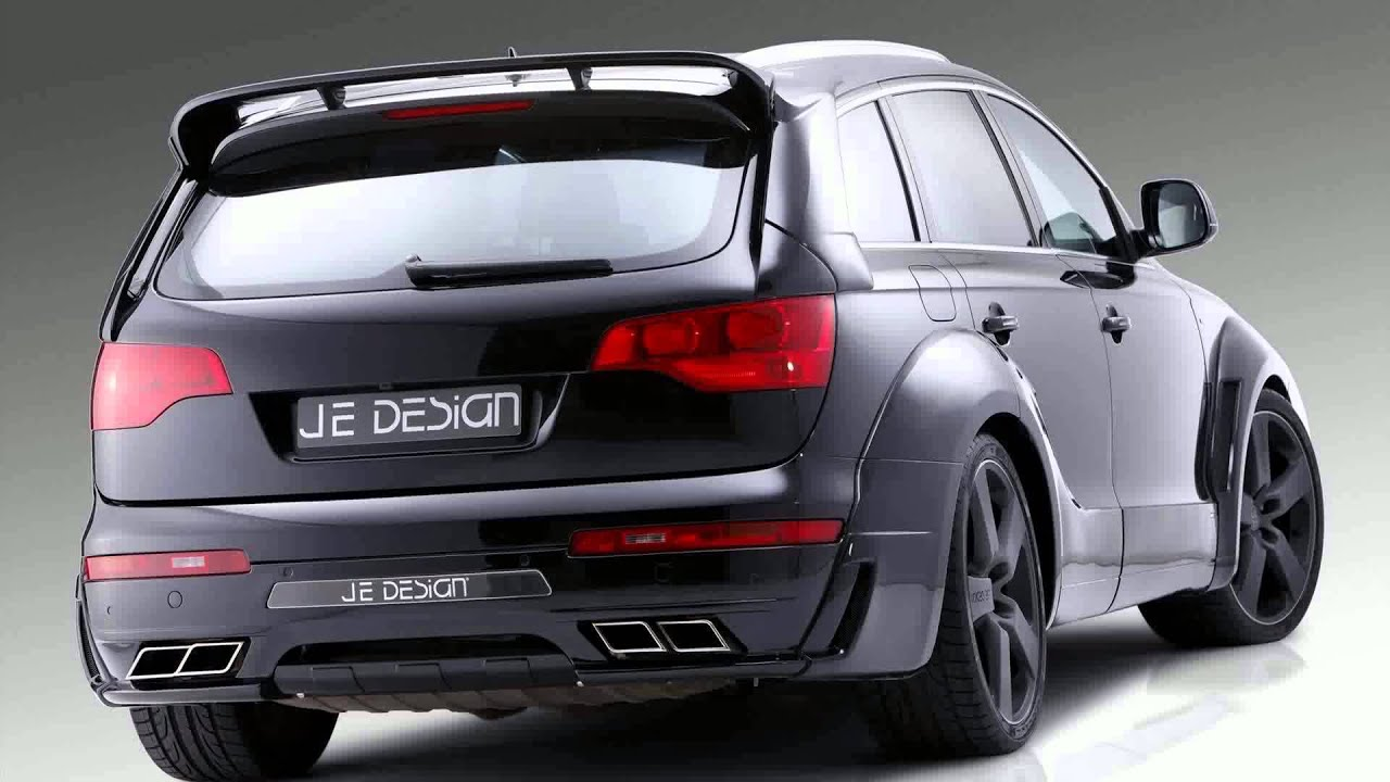 Audi Q7 Tuning Cars Youtube