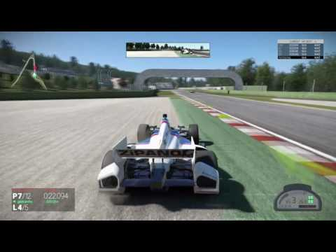 Project cars ps4 online: indy cars round imola