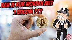 💰Kan je Rijk worden met 1 Bitcoin???   Doopie Cash   Bitcoin & Crypto