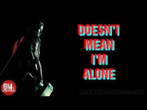Standing alone | Strong person | Thor | WhatsApp Status