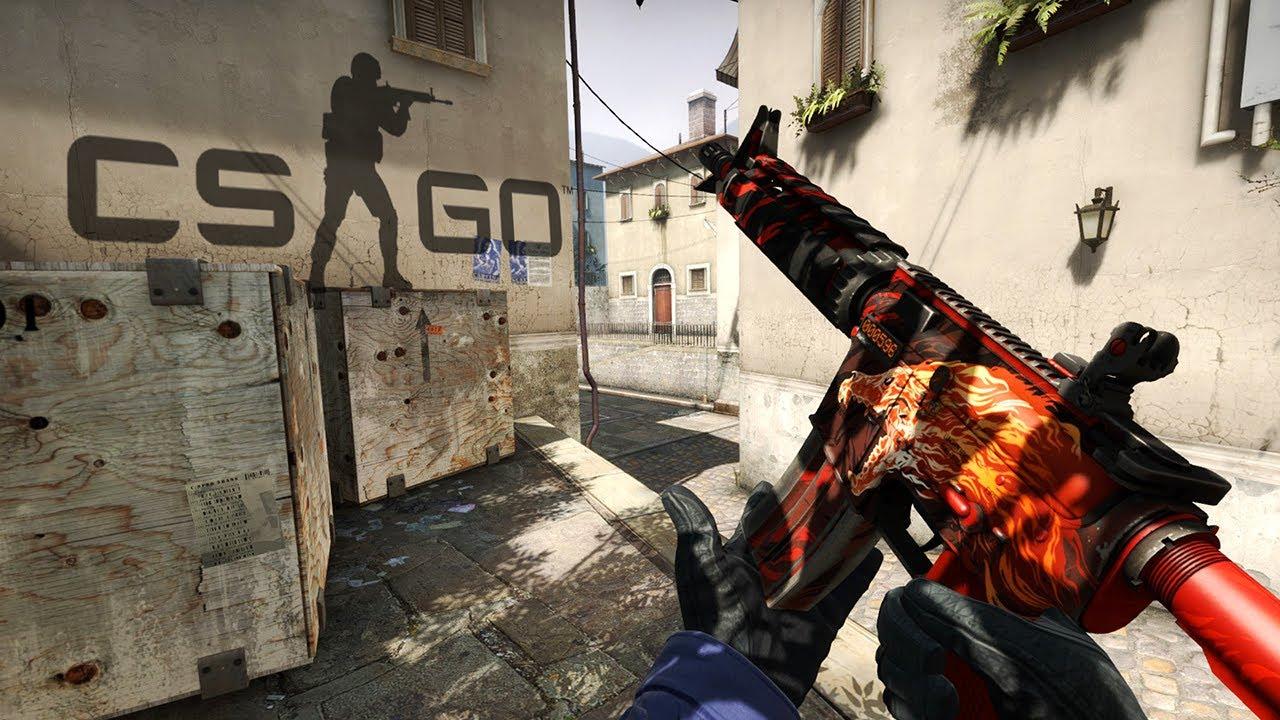 CS:GO M4A4 Skin