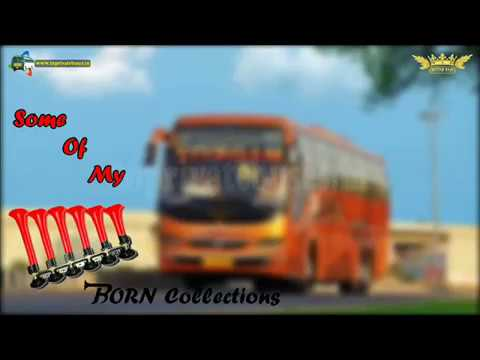 MY BEST EVER COLLECTIONS OF BUS MUSICAL HORN SOUNDS