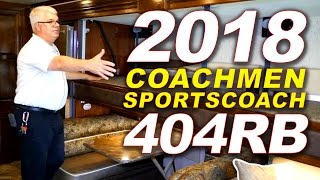 2018 Sportscoach 404RB - Motorhome - Holiday World RV (800-983-7866)
