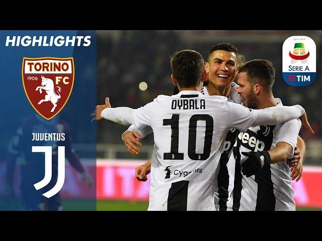 Torino 0-1 Juventus | Juve Di Rigore Nel Derby: Decisivo Ancora Ronaldo | Serie A