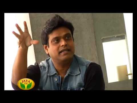 Harris Jayaraj In Nenjil Nenjil - Pongal Special Program by Jaya Tv