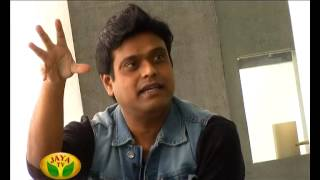 Harris Jayaraj In Nenjil Nenjil - Pongal Special Program by Jaya Tv
