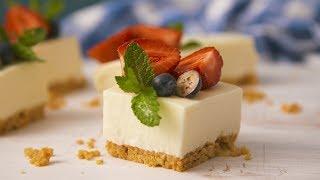 3-Ingredient Microwave Cheesecake