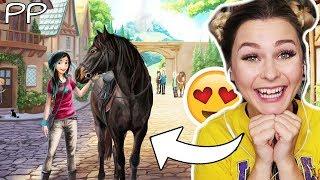 Endlich wieder Reiten! 😍 Das SCHÖNSTE Pferdespiel!🐴 Star Stable Online ❤️ | simfinity