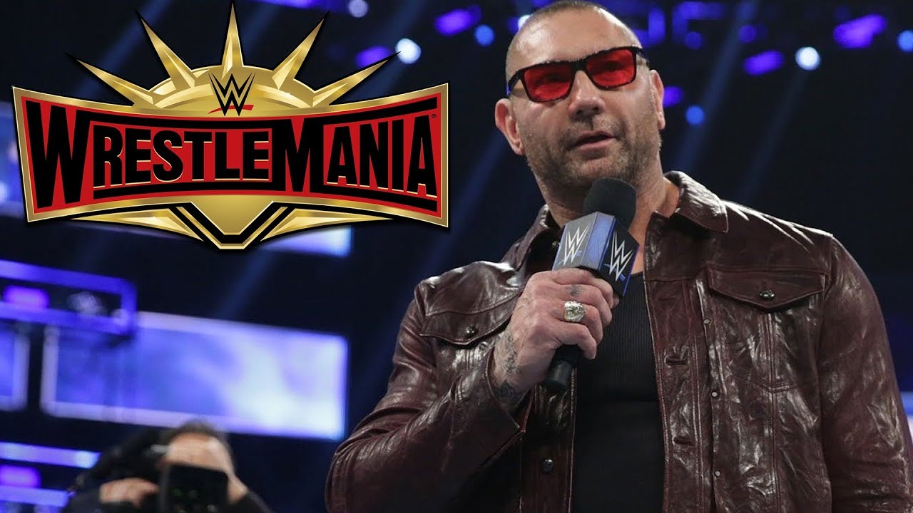 Image result for Dave Bautista In Talks With WWE For WrestleMania 35 Match, But …