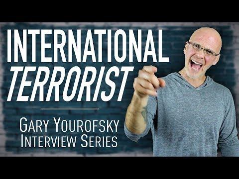 Gary Yourofsky: Banned International Terrorist