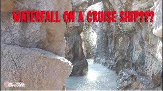 Cruise Ship Tour - NCL Escape Pt 2