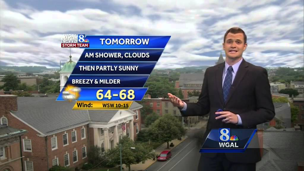 Forecast: Lots of Sunshine + A Look at Halloween